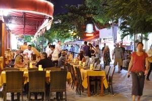 Restaurant in Quinta Avenida Playa del Carmen